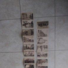 Postales: LOTE POSTALES MADRID ANTIGUAS. Lote 169148572