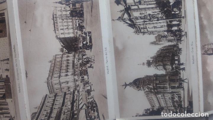 Postales: Lote postales Madrid antiguas - Foto 3 - 169148572