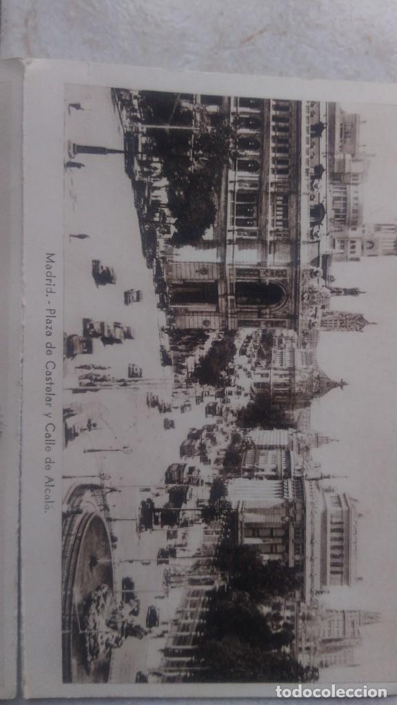 Postales: Lote postales Madrid antiguas - Foto 4 - 169148572