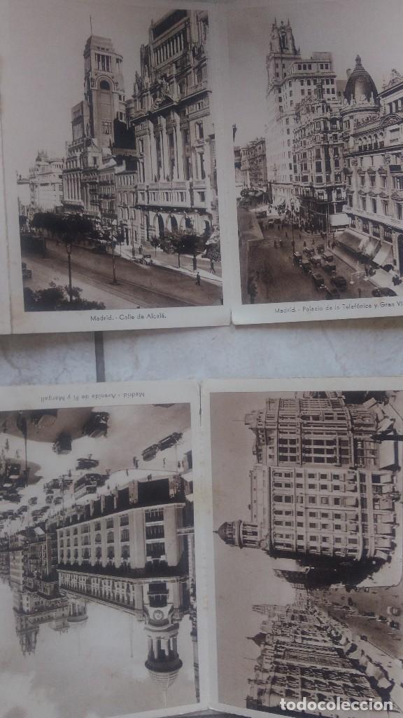 Postales: Lote postales Madrid antiguas - Foto 5 - 169148572