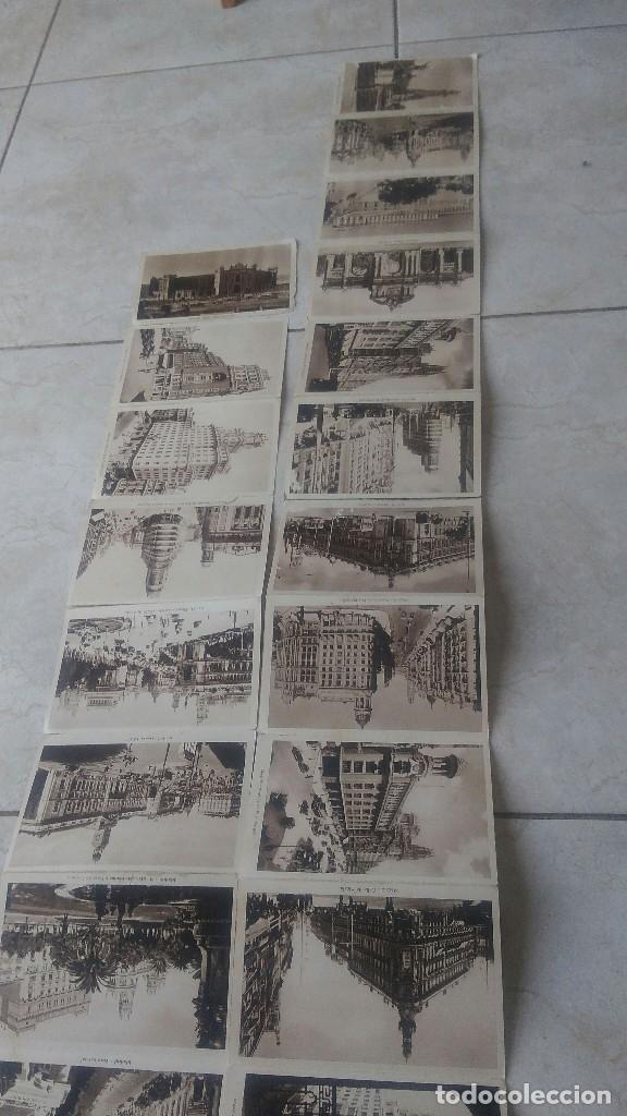 Postales: Lote postales Madrid antiguas - Foto 8 - 169148572
