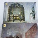 Postales: 21141 - 2 POSTALES DE SANTA CRUZ DEL VALLE DE LOS CAIDOS - Nº 6 - 21. Lote 169176080