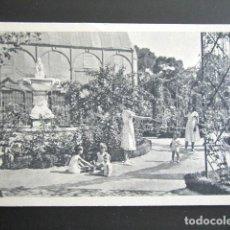Postales: POSTAL MADRID. JUEGOS E LOS NIÑOS EN LOS PARQUES DE MADRID. EL RETIRO. LA ROSALEDA. COLECC. HÉMOSTYL. Lote 169179404