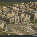 Postales: POSTAL SIN CIRCULAR - MADRID - VISTA AEREA DE LA CIBELES - EDITA PUEYO. Lote 169222132
