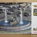 Postales: POSTAL - 17 - MADRID - LA CIBELES - ESCUDO DE ORO DE LUXE. Lote 169270316