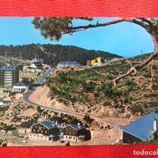 Postales: PUERTO DE NAVACERRADA MADRID VISTA PARCIAL POSTAL. Lote 169354644