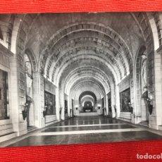 Postales: VALLE DE LOS CAIDOS MADRID CRIPTA BASILICA POSTAL. Lote 169354748