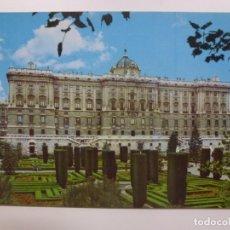 Postales: POSTAL. 107. MADRID. PALACIO REAL. POSTALES ALCALÁ. ESCRITA EN 1973.. Lote 169396720