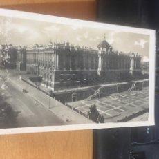 Postales: MADRID PALACIO DE ORIENTE. Lote 169397650