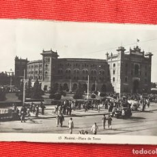 Postales: MADRID PLAZA DE TOROS. Lote 169430984