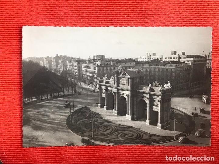 MADRID PUERTA DE ALCALA (Postales - España - Comunidad de Madrid Antigua (hasta 1939))