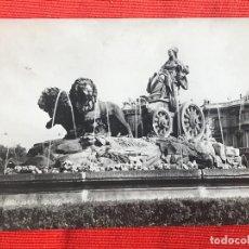 Postales: MADRID LA CIBELES. Lote 169431396