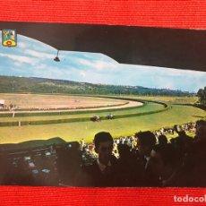 Postales: MADRID HIPODROMO DE LA ZARZUELA. Lote 169455572