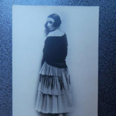 Postales: MERCEDES SEROS CUPLETISTA BONITA FOTOGRAFIA POSTAL FOTÓGRAFO WALKEN MADRID. Lote 169624386