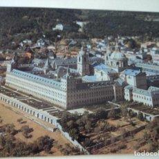 Postales: MONASTERIO DE SAN LORENZO DEL ESCORIAL PATRIMONIO NACIONAL. Lote 170012296