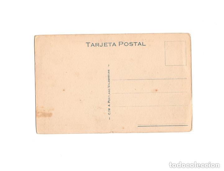 Postales: VICÁLVARO.(MADRID).- VALDERRIVAS ES EL MEJOR DE LOS CEMENTOS, VISTA DE LA FÁBRICA. - Foto 2 - 170633280