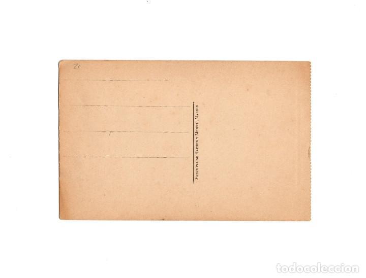 Postales: MADRID.- CASA DE D. ENRIQUE PUNCAL CONSTRUIDA POR J. GRAU. CALLE DE ALMAGRO 29. - Foto 2 - 170915390