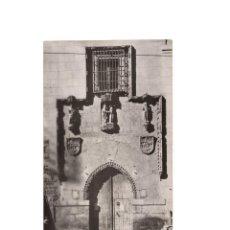 Postales: MADRID.- HOSPITAL DE LA LATINA. FOTO PALOMEQUE.. Lote 170920895