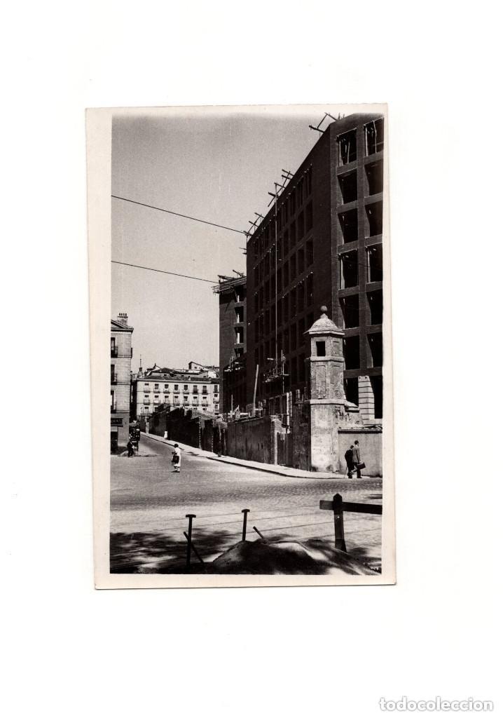 MADRID.- CALLE HUERTAS. POSTAL FOTOGRÁFICA (Postales - España - Comunidad de Madrid Antigua (hasta 1939))
