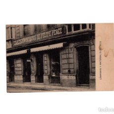 Postales: MADRID.- FERRETERIA DE HIJOS DE FELIPE PEREZ.. Lote 171110373