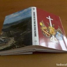 Postales: BLOCK POSTALES MADRID- VALLE DE LOS CAÍDOS - COMPLETO 18 IMÁGENES. Lote 171192143