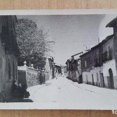 Postales: POSTAL CADALSO DE LOS VIDRIOS - CALLE DE LA IGLESIA - VER FOTO ADICIONAL. Lote 171340534