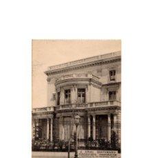 Postales: MADRID.- PALACIO DEL DUQUE DE SOTOMAYOR. GLORIETA DEL CISNE CHAMBERI.. Lote 171340898