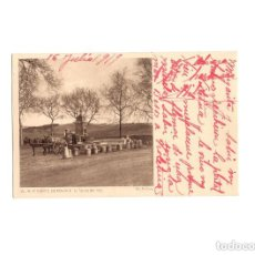 Postales: MADRID.- ALREDEDORES. FUENTE DEL REY.. Lote 171343499