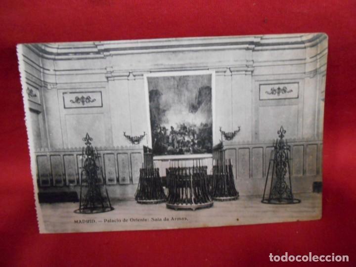 Postales: LOTE DE DIEZ POSTALES DEL PALACIO DE ORIENTE - MADRID - - Foto 8 - 171351039