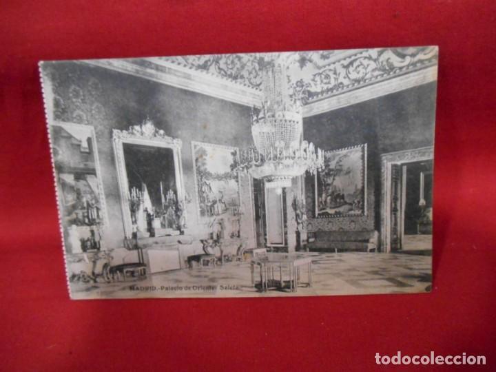 Postales: LOTE DE DIEZ POSTALES DEL PALACIO DE ORIENTE - MADRID - - Foto 10 - 171351039