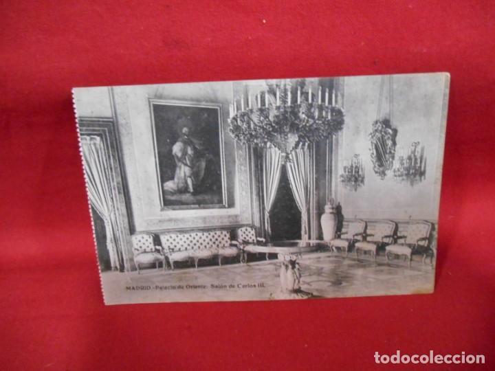 Postales: LOTE DE DIEZ POSTALES DEL PALACIO DE ORIENTE - MADRID - - Foto 12 - 171351039