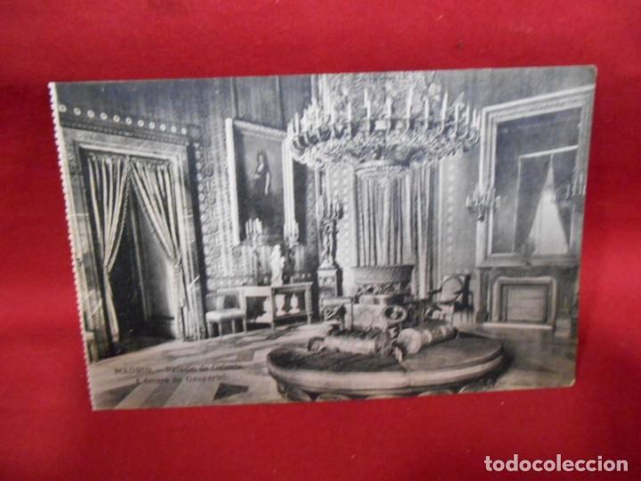 Postales: LOTE DE DIEZ POSTALES DEL PALACIO DE ORIENTE - MADRID - - Foto 14 - 171351039