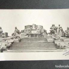 Postales: POSTAL FOTOGRÁFICA CERRO DE LOS ÁNGELES. GETAFE. FOTO GONZÁLEZ GETAFE. . Lote 171663332