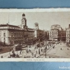 Postales: POSTAL - MADRID - PUERTA DEL SOL.. Lote 171733204