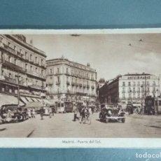 Postales: POSTAL - MADRID - PUERTA DEL SOL. Lote 171733404