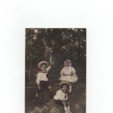 Postales: MADRID.- NIÑOS DE MADRID. POSTAL FOTOGRÁFICA. EDITORIAL TG.. Lote 172001108