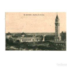 Postales: MADRID.- BASILICA DE ATOCHA.. Lote 172404288