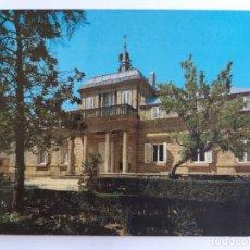 Postales: POSTAL MADRID. EL ESCORIAL CASITA DEL PRINCIPE. FACHADA PRINCIPAL.. Lote 172409155