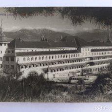 Postales: POSTAL DE GUADARRAMA (MADRID). SANATORIO MILITAR GENERALISIMO. AÑOS 50. Lote 172409603