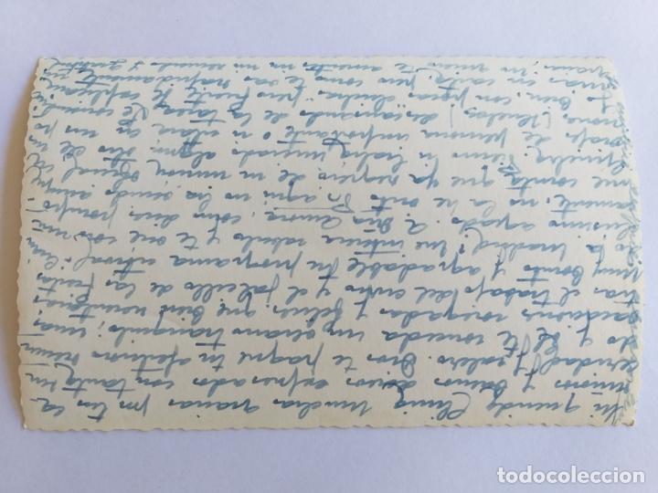 Postales: POSTAL DE GUADARRAMA (MADRID). SANATORIO MILITAR GENERALISIMO. AÑOS 50. - Foto 2 - 172410304