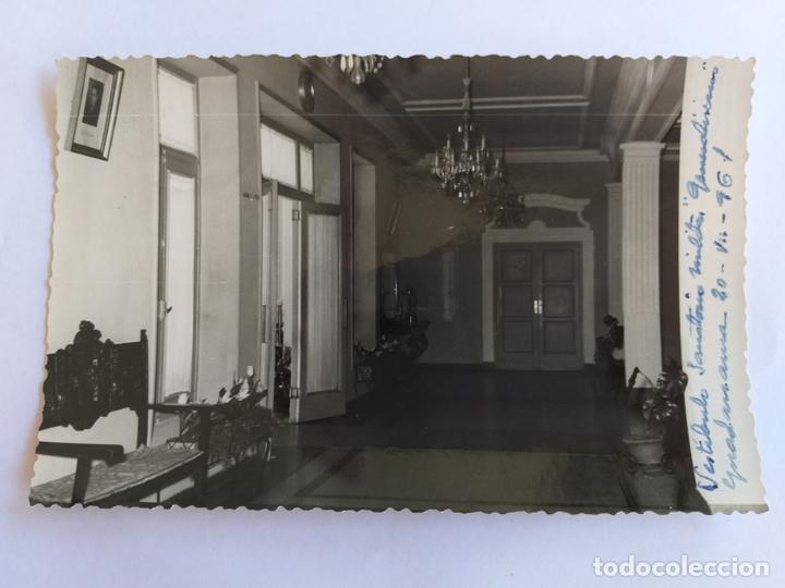 POSTAL DE GUADARRAMA (MADRID). SANATORIO MILITAR GENERALISIMO. AÑOS 50. (Postales - España - Madrid Moderna (desde 1940))