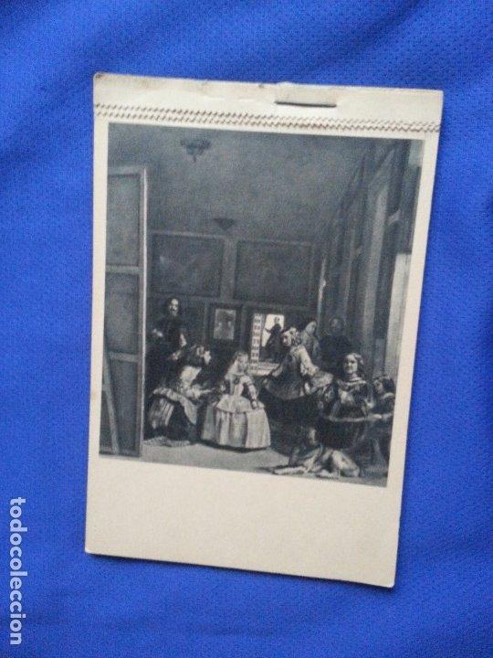 LOTE 11 POSTALES. MUSEO DEL PRADO. VELAZQUEZ. HAUSER Y MENET (Postales - España - Comunidad de Madrid Antigua (hasta 1939))