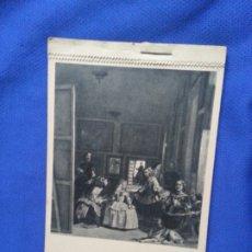 Postales: LOTE 11 POSTALES. MUSEO DEL PRADO. VELAZQUEZ. HAUSER Y MENET. Lote 172564628