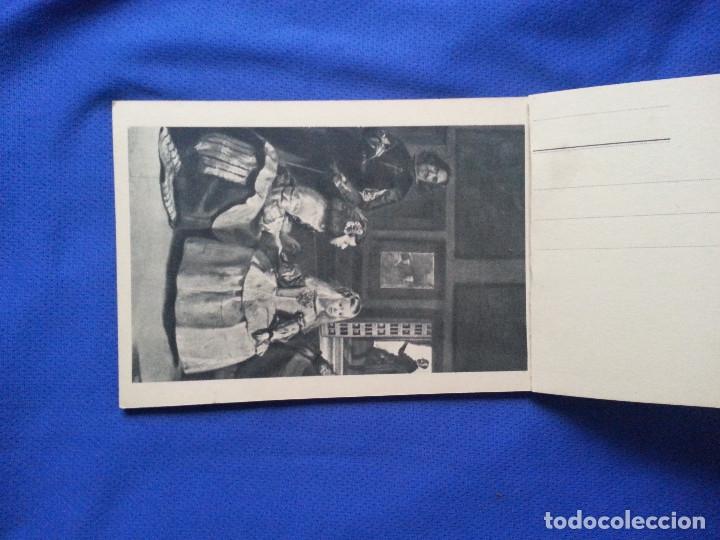 Postales: LOTE 11 POSTALES. MUSEO DEL PRADO. VELAZQUEZ. HAUSER Y MENET - Foto 2 - 172564628