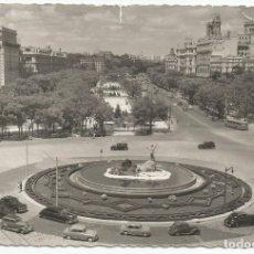Postales: MADRID.PLAZA DE NEPTUNO.ESCRITA Y CIRCULADA.GARCÍA GARRABELLA.SIN GASTOS DE ENVÍO.. Lote 173630145