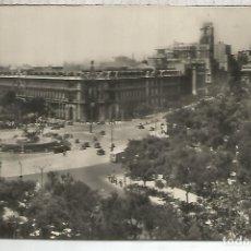 Postales: MADRID BANCO DE ESPAÑA ESCRITA. Lote 173804602