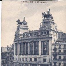 Postais: [POSTAL] BANCO DE BILBAO. MADRID (SIN CIRCULAR). Lote 174000138