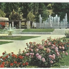 Postales: 25- MADRID.- PARQUE DEL OESTE.ROSALEDA. Lote 174221164