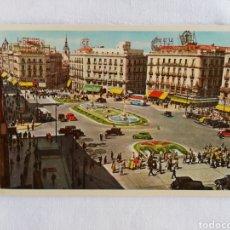 Postales: POSTAL MADRID - PUERTA DEL SOL. Lote 174321537