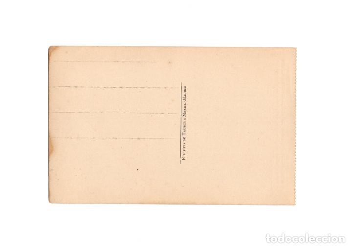 Postales: MADRID.- CASA DEL CONDE DE ARTAZA CONSTRUIDA POR J. GRAU. CALLE DEL MARQUES DE VILLAMEJOR. - Foto 2 - 174569164